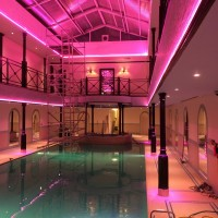 Lygon Arms Pool Project Image