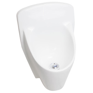 WhiffAway Waterless Urinal in situ