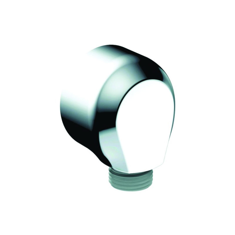 Methven Round Wall Outlet Chrome - Main