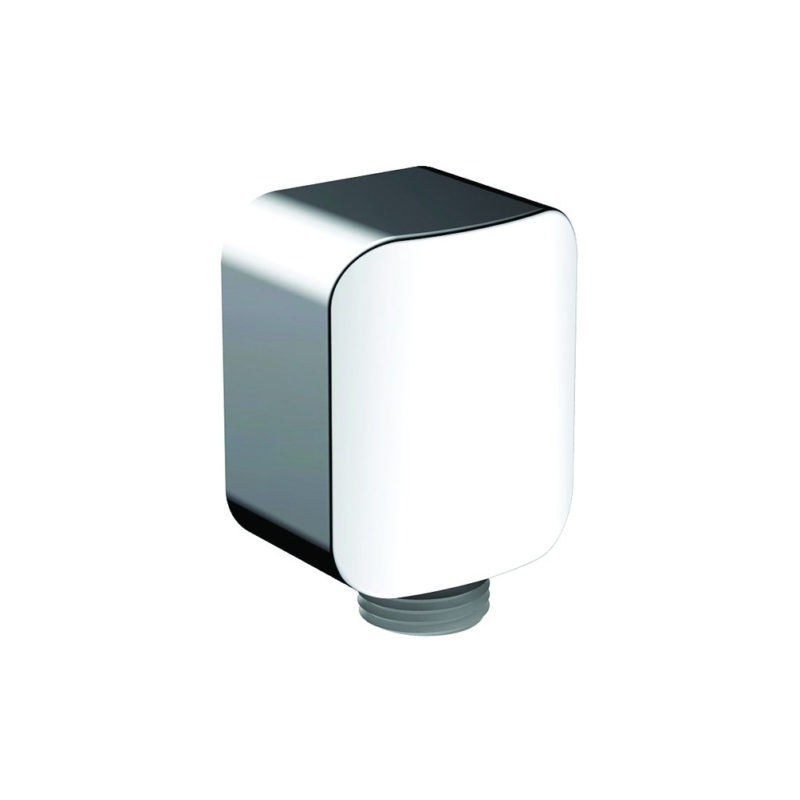 Methven Square Wall Outlet Chrome - Main