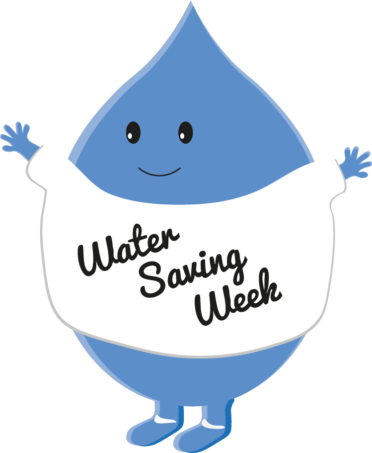Water Saving Week 2015 Mr Splosh logo