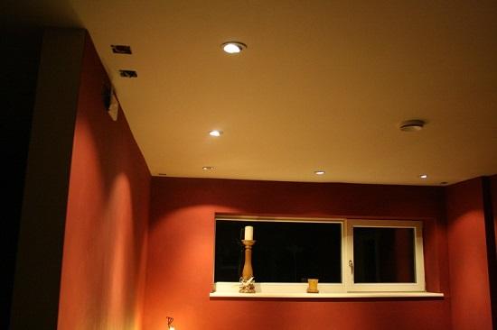 Oxford Green House energy-saving LED lighting