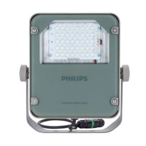 Philips BVP110 CoreLine Tempo Small LED Floodlight 38W Grey 4000K Asymmetrical Main