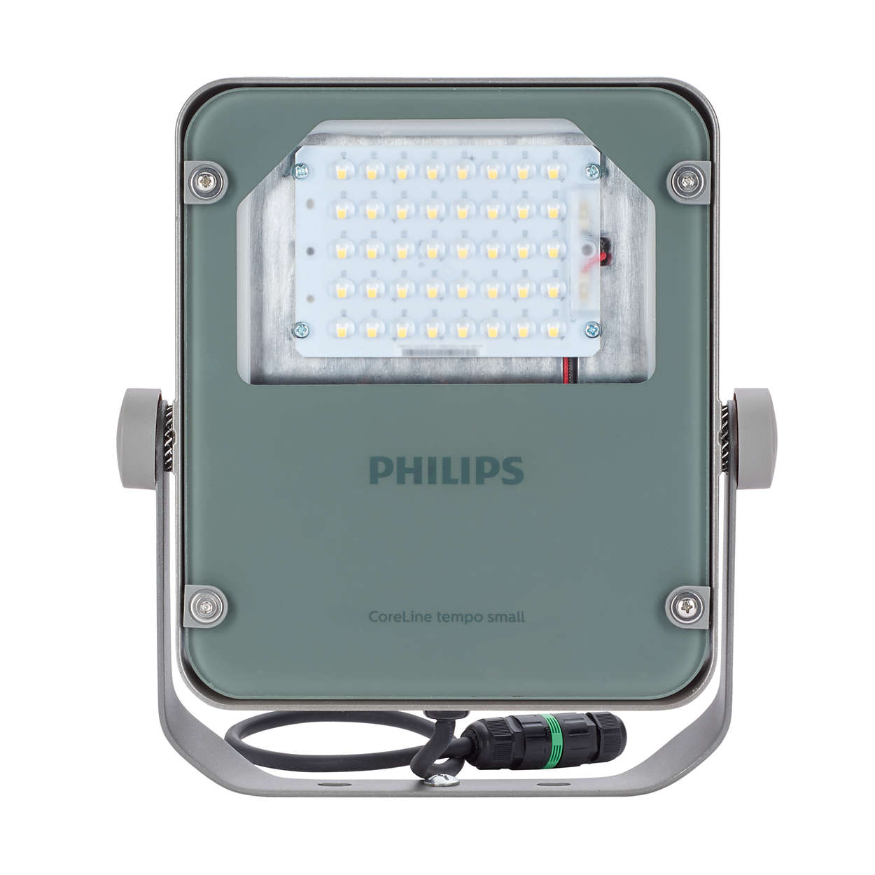 Philips Bvp110 Coreline Tempo Small Led Floodlight 38w