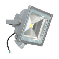 Philips BVP115 QVF LED Floodlight 54W PIR 910503910069 Main