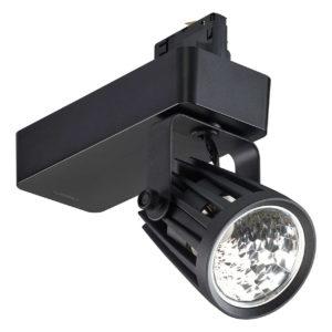 Philips EcoStyle Black LED Projector 27W 3000K Main