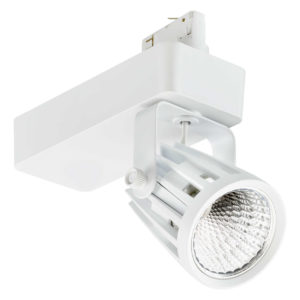 Philips EcoStyle White LED Projector 27W 3000K Main