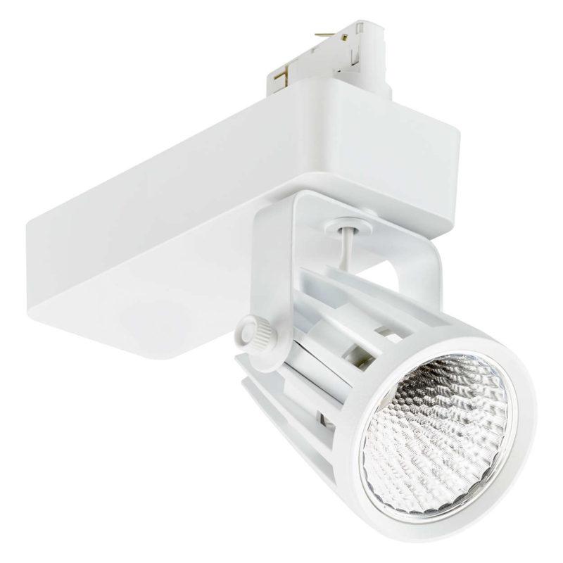 Philips EcoStyle White LED Projector 30W Main.jpeg