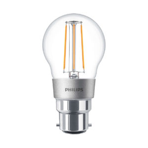 Philips LED Filament B22 4.5W 2700K-929001227702-Main