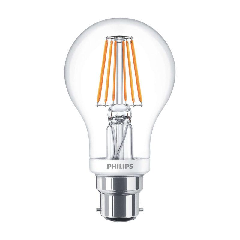 Philips LED Filament B22 7.5W 2700K-929001228302-Main