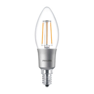 Philips LED Filament Candle E14 4.5W 2700K-929001227202-Main