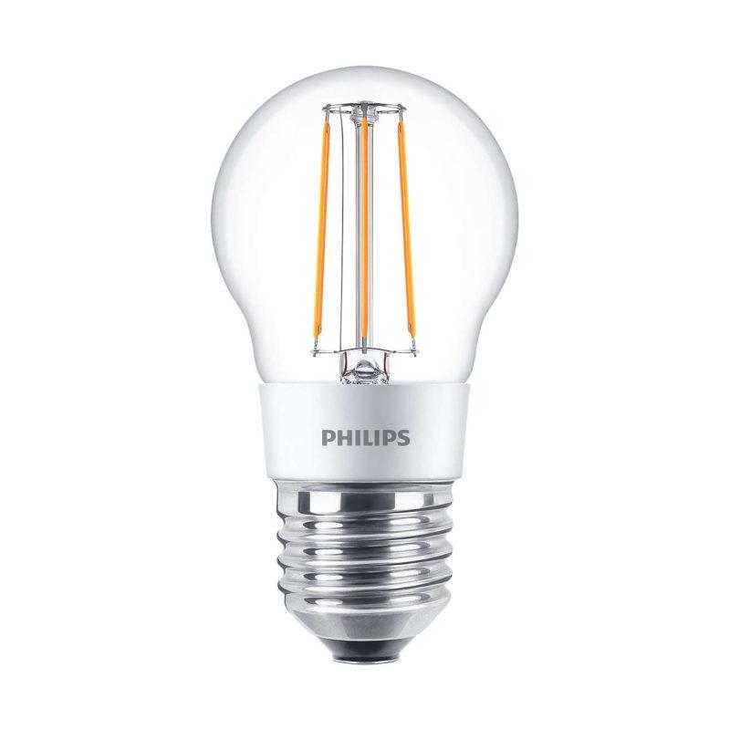 Philips LED Filament E27 4.5W 2700K-929001227602-Main