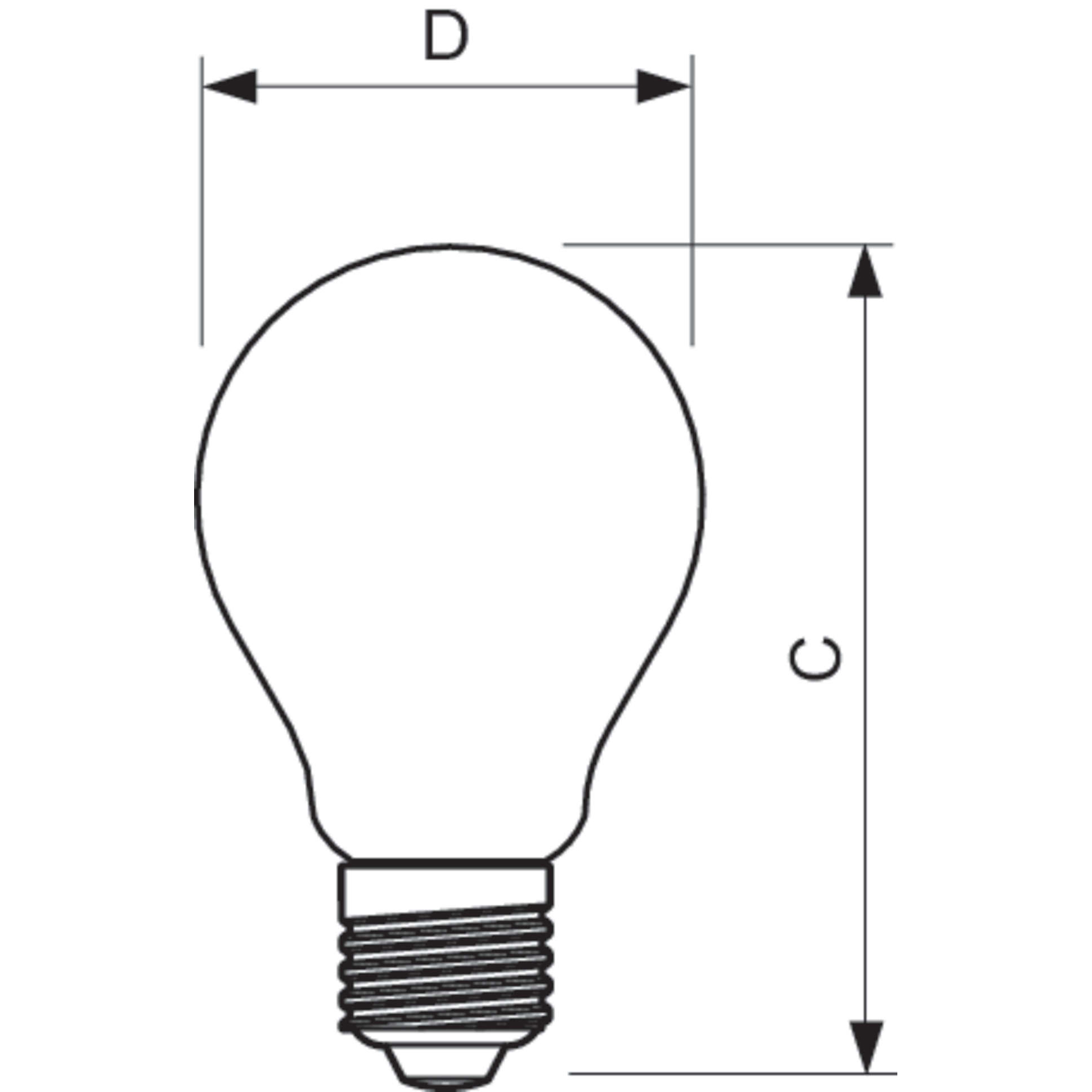 philips led filament bulb gold a60 e27 7 5w 2000k