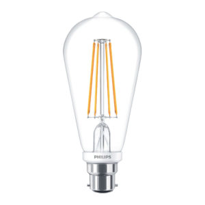 Philips LED Filament ST64 B22 7W 2700K-929001228802-Main