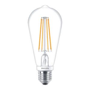 Philips LED Filament ST64 E27 7W 2700K-929001228602-Main