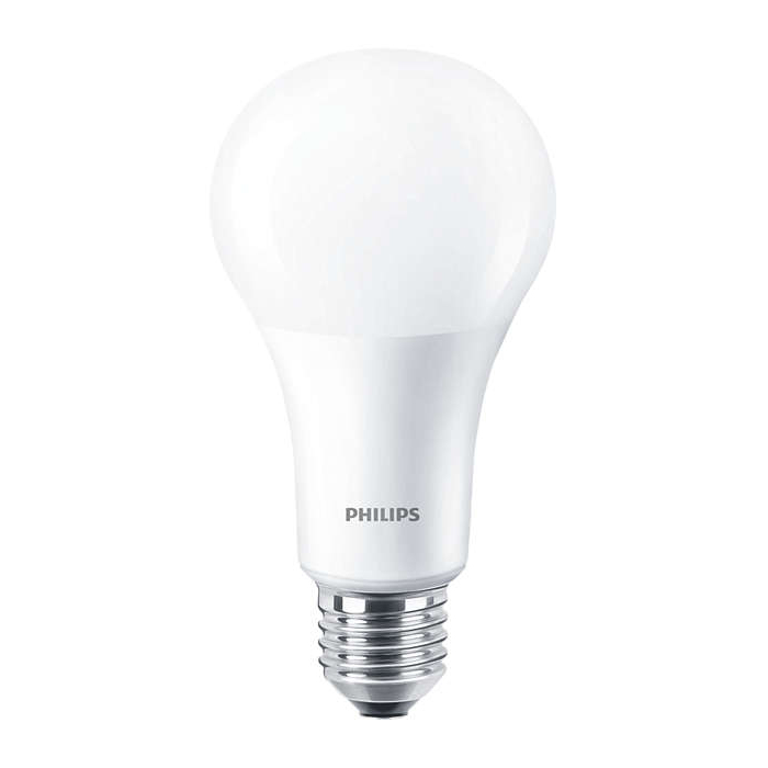 philips led master bulb a67 e27 11w 2700k. Black Bedroom Furniture Sets. Home Design Ideas