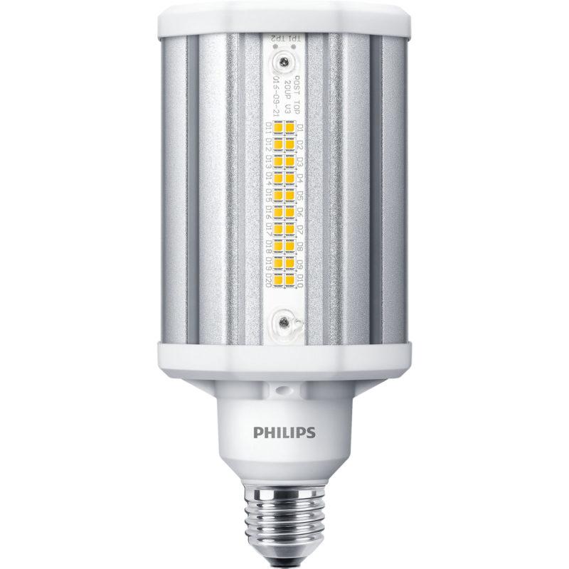 Philips TrueForce LED Corn Lamp 33W 4000K Clear