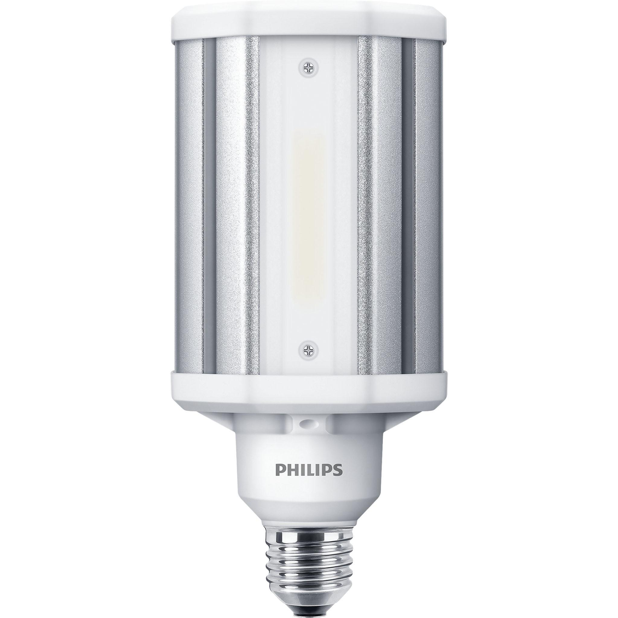 philips trueforce led corn lamp e27 33w 4000k frosted. Black Bedroom Furniture Sets. Home Design Ideas