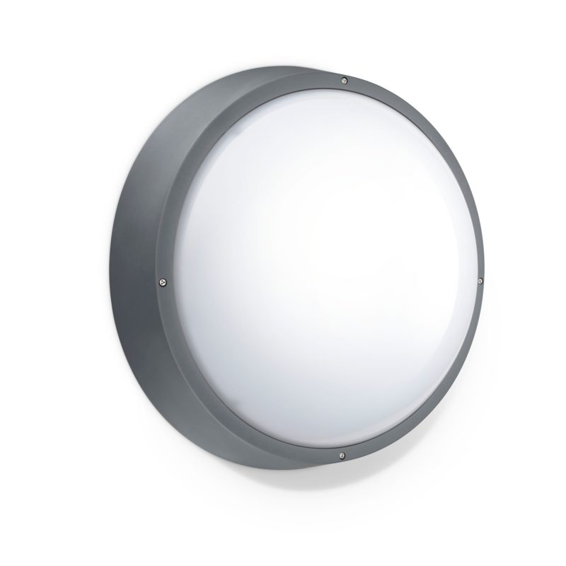 Philips Wall Mount Grey Round - Main