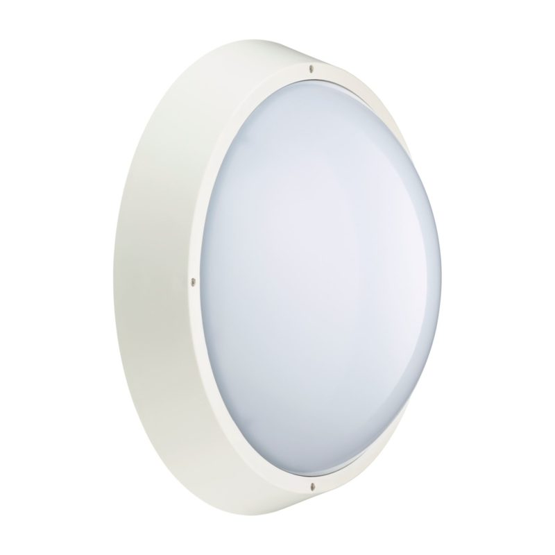 Philips Wall Mount Round White - Main