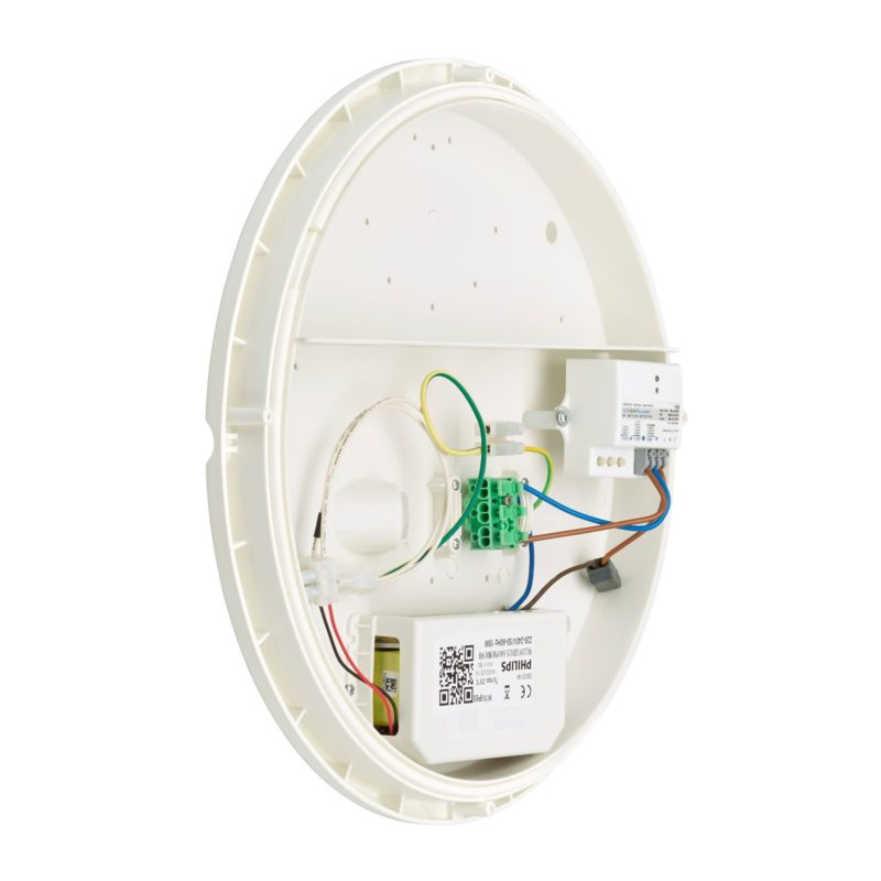 Philips Wall Mount Round White - Mount2