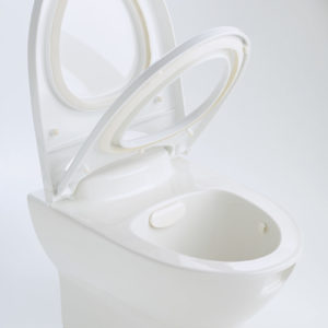 Propelair High-Performance Toilet - White