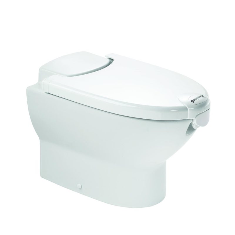 Propelair Toilet White Lid - Main