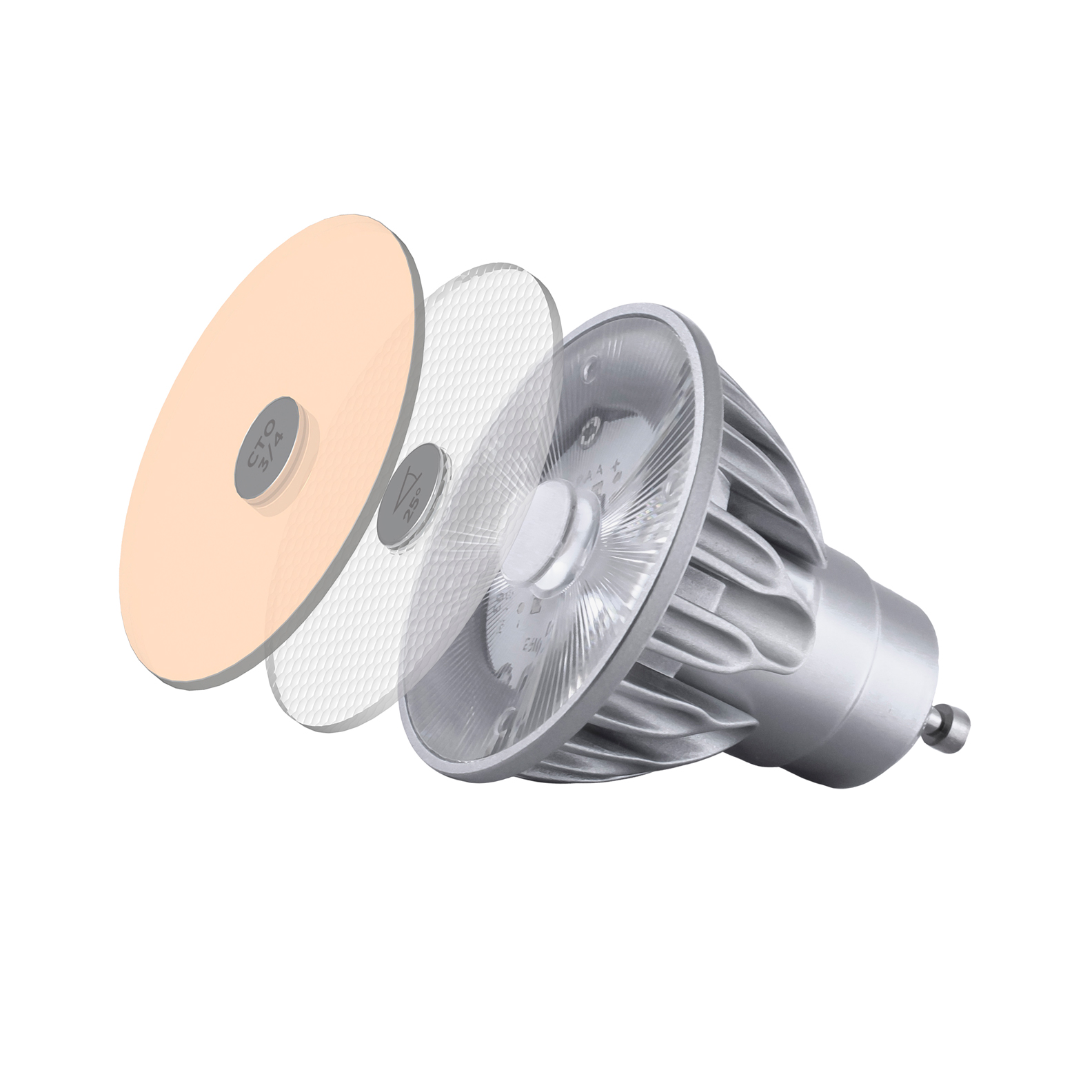 Soraa-LED-Brilliant-GU10-Snap-System-Snaps Wunderbar Led Gu 10 Dekorationen