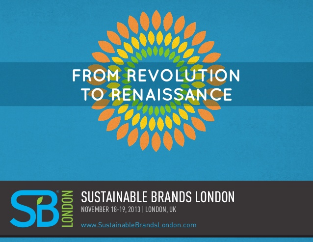 Image of Sustainable Brands London 2013 logo-Save Money Cut Carbon