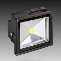 Value 20W LED Floodlight | SaveMoneyCutCarbon