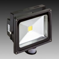 Value 20W PIR LED Floodlight | SaveMoneyCutCarbon