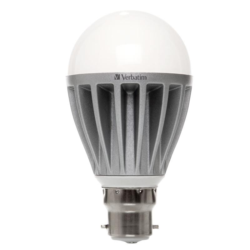 Verbatim LED Classic A B22 9.5W | SaveMoneyCutCarbon