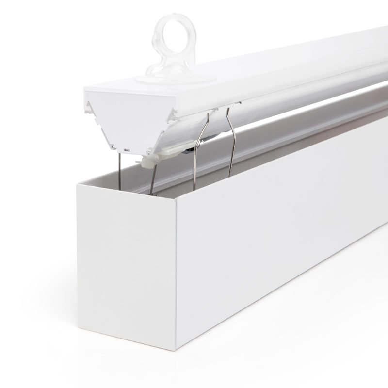 Verbatim LED Linear 1200mm 24W 3000K White EXP