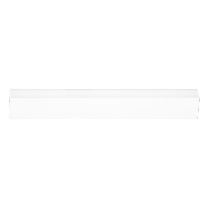 Verbatim LED Linear 600mm 12W 4000K White Side