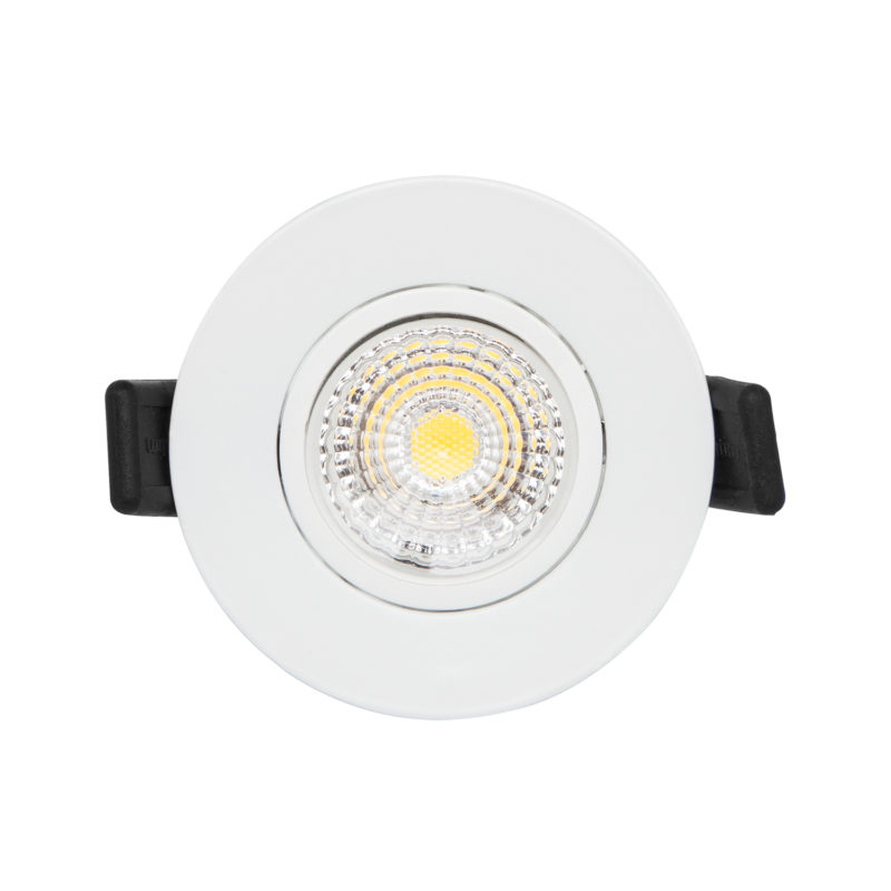 Verbatim LED Recessed Spotlight 10W 3000K White Main