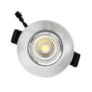 Verbatim-LED-Recessed-Spotlight-10W-4000K-Silver-Main