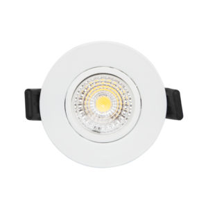 Verbatim LED Recessed Spotlight 10W 4000K White Main