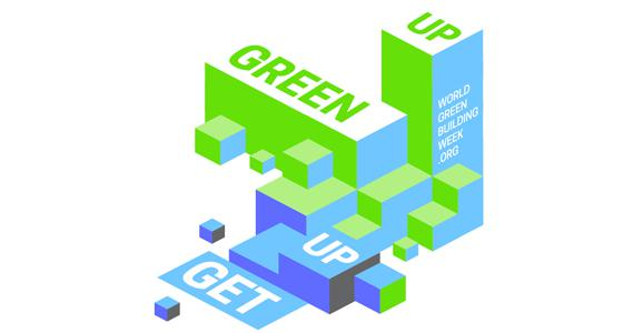 World Green Building Week logo