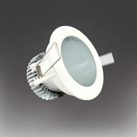 EcoLED ZEP1 6.6W LED Dimmable Downlight Fixed | SaveMoneyCutCarbon