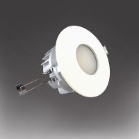 EcoLED ZEP2 10W LED Dimmable Downlight Fixed | SaveMoneyCutCarbon