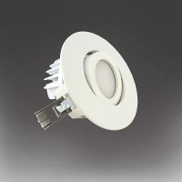 EcoLED ZEP2 10W LED Dimmable Adjustable Downlight | SaveMoneyCutCarbon