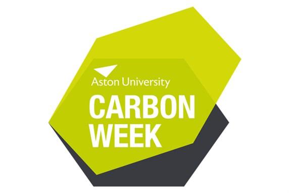 Aston University Carbon Week logo