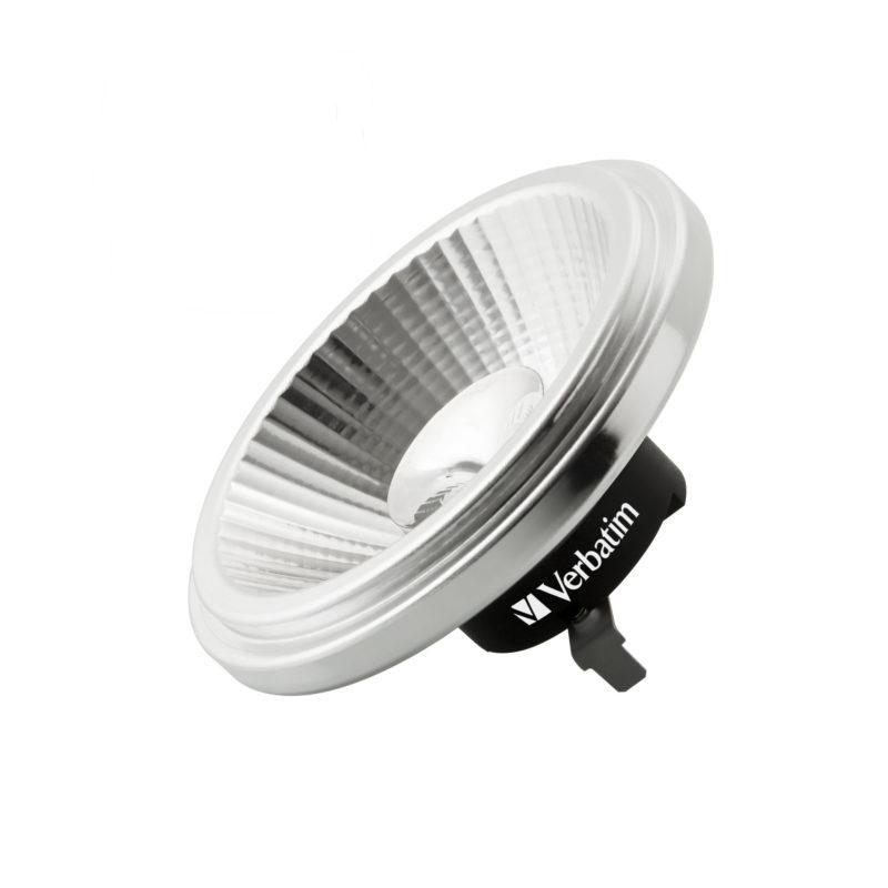 Verbatim LED AR111 10.5W - Angled