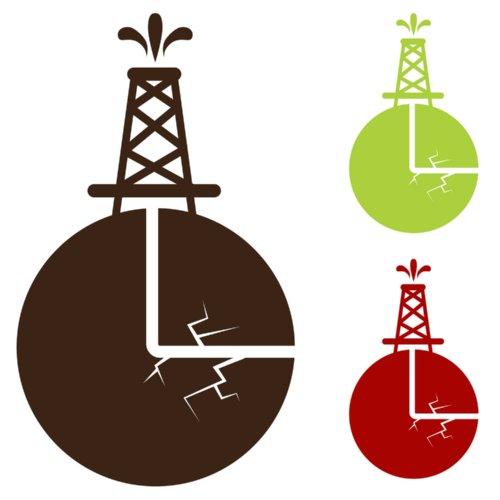 Fracking graphic illustrating SaveMoneyCutCarbon energy-saving blog post