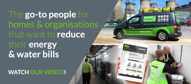 The go-to people for homes & organisations that want to reduce their energy & water bills