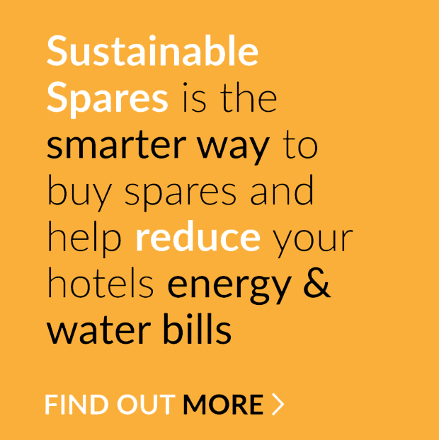 Learn and Save Hotels - Sustainable Spares