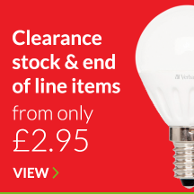 LED Lighting Clearance Offers