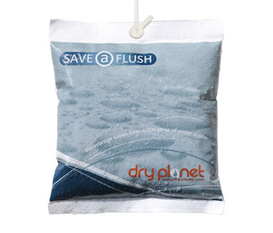 Save a Flush - Water Displacement Bag