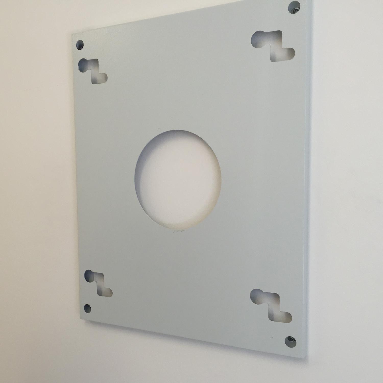Herschel Select 600x600mm 350W White Far Infrared Panel Heater