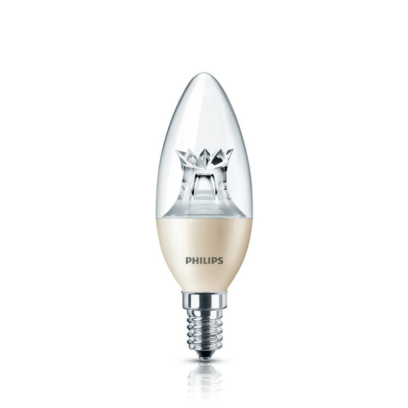 Philips MASTER LEDcandle DiamondSpark E14